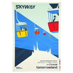 Tokyo Disneyland Skyway Attraction Poster