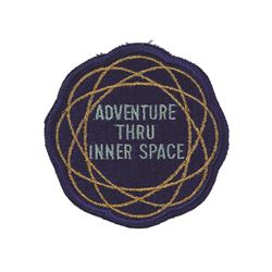 Adventure Thru  Inner Space costume patch