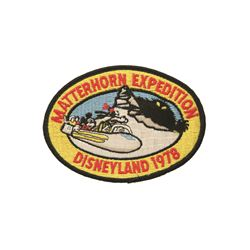 Matterhorn Expedition patch