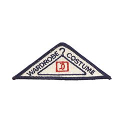 Disneyland Wardrobe Department Patch
