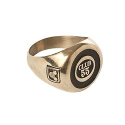 Club 55 Cast-Member 20-year Service Ring.