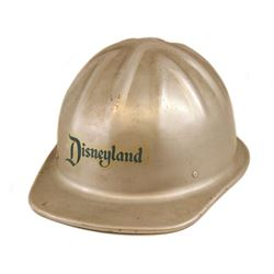 Disneyland CONSTRUCTION HARD HAT