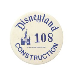 Group of (3) Construction ID Buttons
