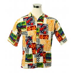 Vintage Enchanted Tiki Room Men's Shirt