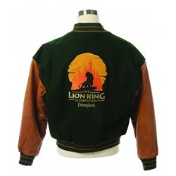 Lion King Parade Cast Member Jacket