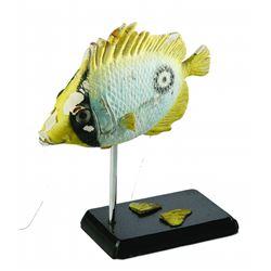 Submarine Voyage fish prop