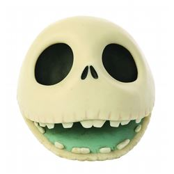 Jack Skellington Silicone Mask from Disneyland's Haunted Mansion Holiday