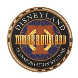New Tomorrowland Transportation Systems sign