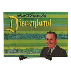 Set of Disneyland Guide Books 1955-1964