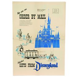 Fabulous Gifts from Disneyland Mail Order Catalog
