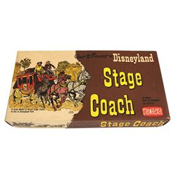 Strombecker Frontierland Stage Coach Unused Model Kit