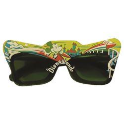 Disneyland Souvenir Sunglasses