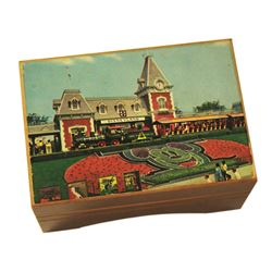 Disneyland Souvenir Music Box