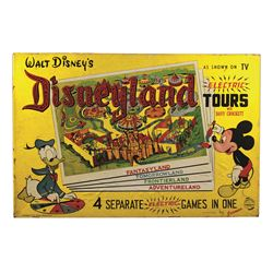 DISNEYLAND ELECTRIC TOURS Game