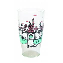 1950's Disneyland Drinking Glass