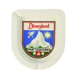 Matterhorn Souvenir Ashtray