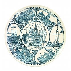 Disneyland Collector Plate