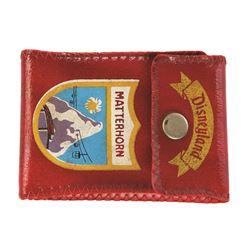 Matterhorn Souvenir Wallet