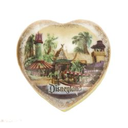 Disneyland Jungle Boat Cruise Souvenir Trinket Box