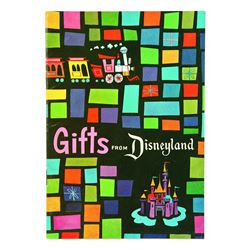 Gifts from Disneyland Mail order catalog