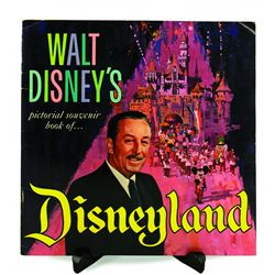 Walt Disney's Pictorial Souvenir Book of Disneyland 1965