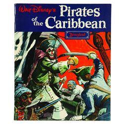 Disneyland Pirates of the Caribbean Souvenir Guide.