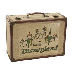 Disneyland Prop/Souvenir Suitcase