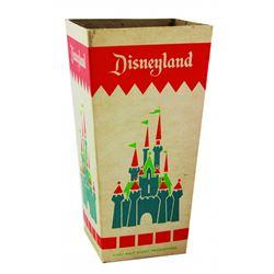 1967 Disneyland POPCORN BOX