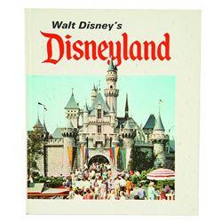 Walt Disney's Disneyland Souvenir Book.