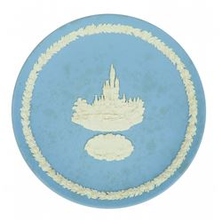 Wedgewood Collector Plate featuring Cinderella's Castle