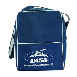 Space Mountain opening day press bag