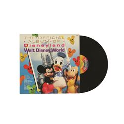 The Official Album of Disneyland - Walt Disney World