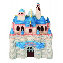 1995 Sleeping Beauty's Castle Cookie Jar
