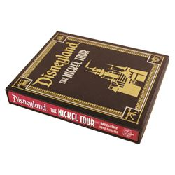DISNEYLAND: THE NICKEL TOUR SLIPCASED EDITION SIGNED.