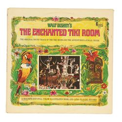Walt Disney's The Enchanted Tiki Room and Jungle Cruise record