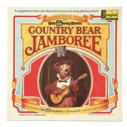 Walt Disney World's Country Bear Jamboree Original Sound Track LP