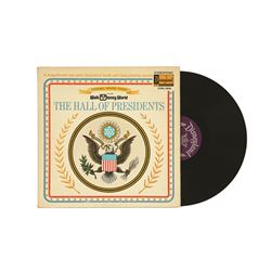 Walt Disney World The Hall of Presidents LP Record
