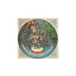 """A Musical Souvenir of """"America on Parade""""LP Record"""