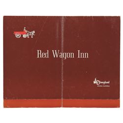 Swift's Red Wagon Inn Menu (red)