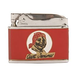 Aunt Jemima's Kitchen Promotional Lighter