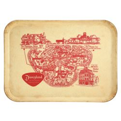 Red Wagon Inn Market House and Plantation house Food Service Tray