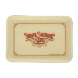 Town Square Cafe Tip Tray