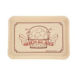 American Egg House Tip Tray
