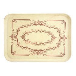 Plaza Pavilion food service tray