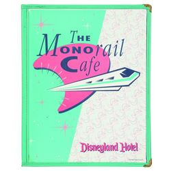 Monorail Café Menu