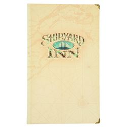 Shipyard Inn Menu