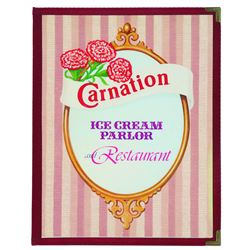 Carnation Ice Cream Parlor menu (breakfast)