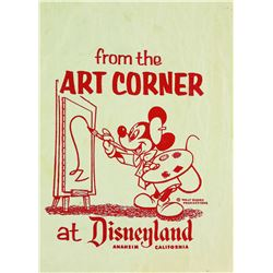 Art Corner paper shopping bag