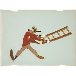Original Production cel of Goofy