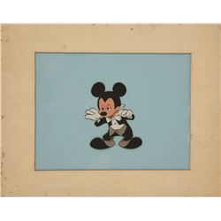 "Original Production Cel of Mickey Mouse from ""The Mickey Mouse Club"""